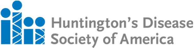 Huntington's Disease Society of America logo